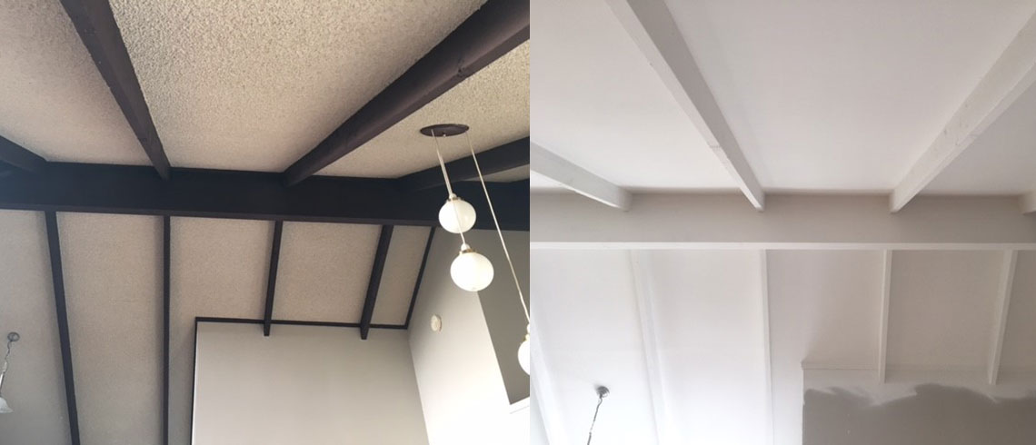 ceiling restorations projects