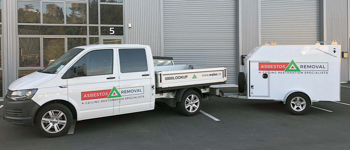 asbestos removal and ceiling restorations Tauranga