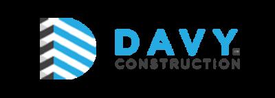 davy construction logo