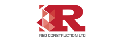 red construction logo