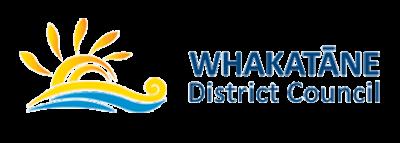 whakatane district council logo