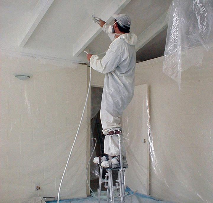 Ceiling restorations Tauranga